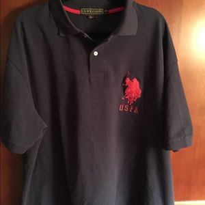 Men's Big and Tall 4xl US Polo Ass Polo